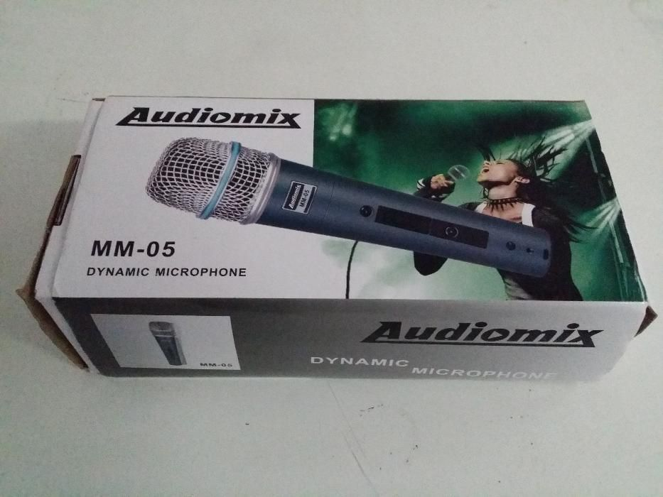 Micro Audiomix