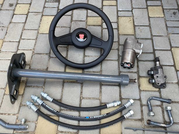 Переоборудование под насос дозатор Т150 Т40 Т25 МТЗ-80/82 ЮМЗ клапан