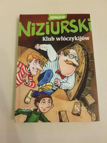 Książka Klub włóczykijów