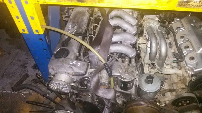 Motor 2.5 mercedes W124