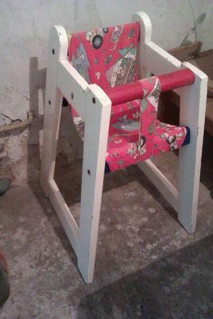 стульчик детский для кормления