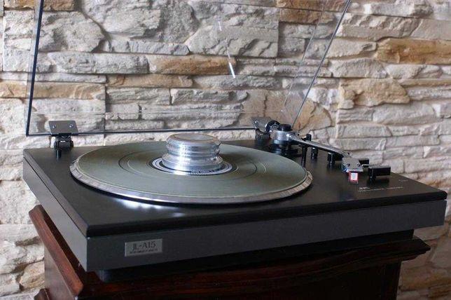 Gramofon JVC + wkładka Ortofon