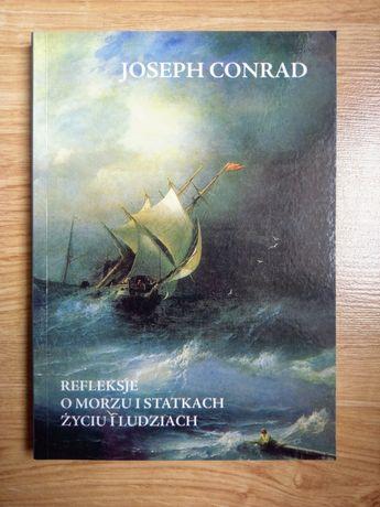 Joseph Conrad Opowieści o morzu i statkach, życiu i ludziach