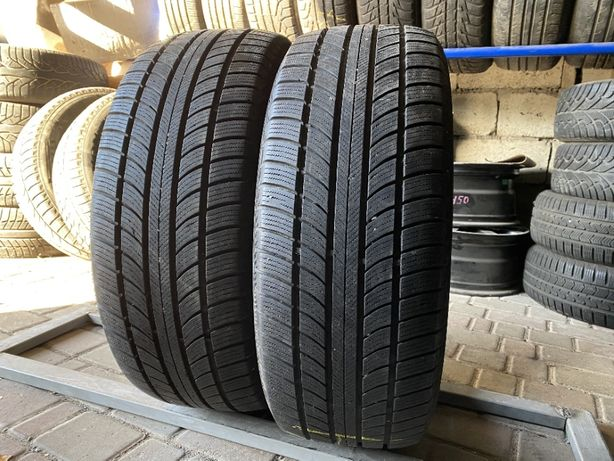зима 235\55\R17 7,9мм 2015 Nankang 2шт шины шини