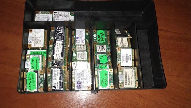Модули wi-fiдля ноутбука,Lenovo z570,g580,g50-30,HP G6 1000-2000 cерии