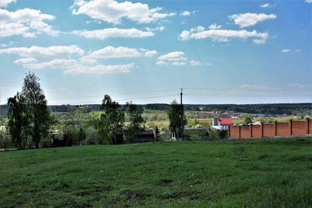 Юровка (пригород Киева) участок 25 соток под строительство