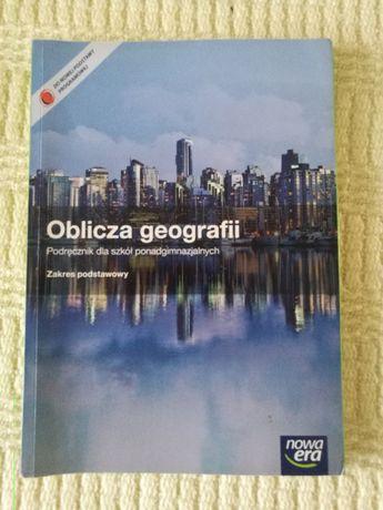 """GEOGRAFIA """"Oblicza Geografii"""" Podręcznik dla szkół ponadgimnazjalnych"""
