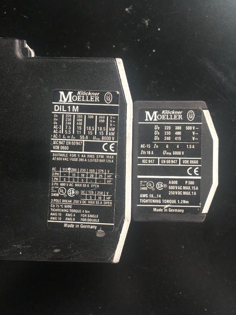 Stycznik Mocy Klockner MOELLER DIL1M 55A