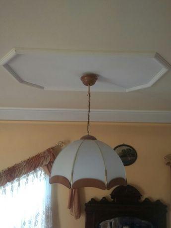 Lampa sufitowa, podłogowa, kinkiet