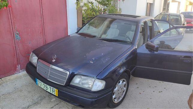Mercedes c 220 elegance