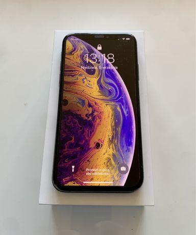 iPHONE XS 64GB - stan idealny.