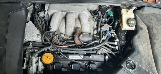 Silnik Espace Velsatis 3.5 v6 Zamiana na Quada bądź Auto