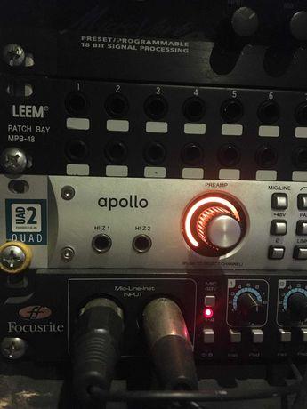 UAD Apollo QUAD Thunderbolt