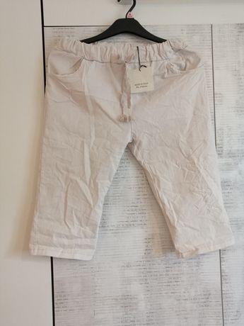 Spodnie gnieciuchy