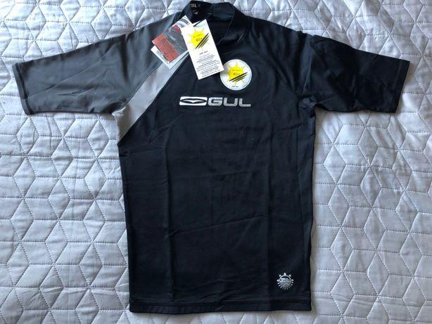 Koszulka do plywania / sportow wodnych GUL - UPF 40+ NOWA