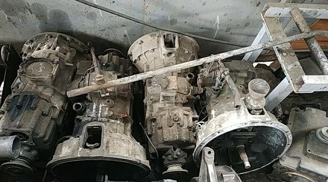 КПП ман 8.150 8.153 ман 8.150 9.150 10.150 G90 VW MAN