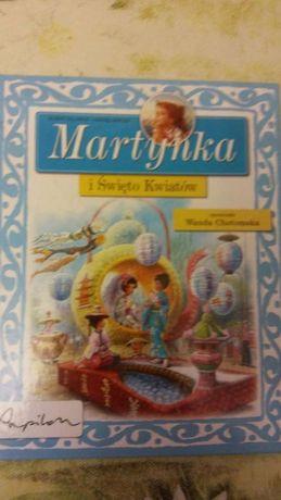 Martynka i Święto Kwiatów G.Dalahaye i M.Marlier opowiada W.Chotomska