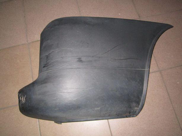 Угольник заднего бампера правый Fiat Doblo 2005-2009
