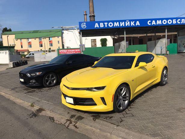 Chevrolet Camaro 3.6