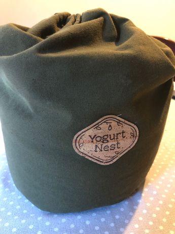 Yogurtnest Olive Green Baby  - Iogurteira natural não-eléctrica
