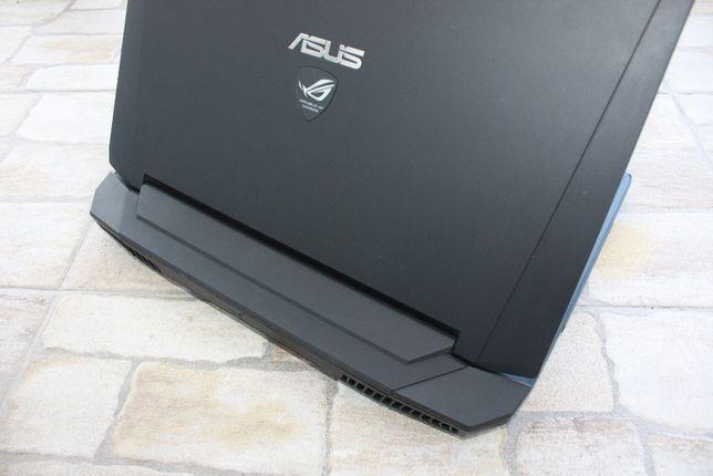 Мощный, надежный для игр ASUS ROG G750JZA - NVIDIA GTX 880M, SSD, 16Gb