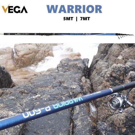 cana boia Vega  Warrior