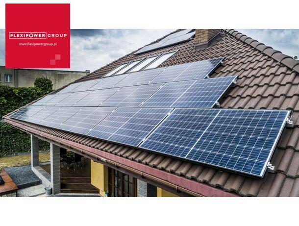 Fotowoltaika 5,07 kWp zestaw fotowoltaiczny z montażem, CZARNE panele