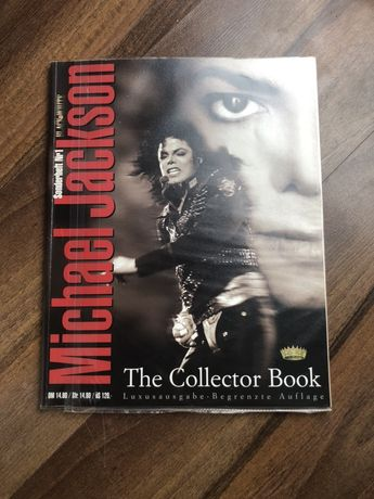 Michal Jackson The Collector Book Książka