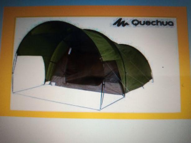 Namiot 4 osobowy Quechua T4 DECATHLON