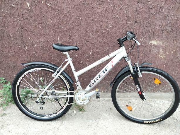 Немецкий горный велосипед.Колёса 26. Дамская рама.