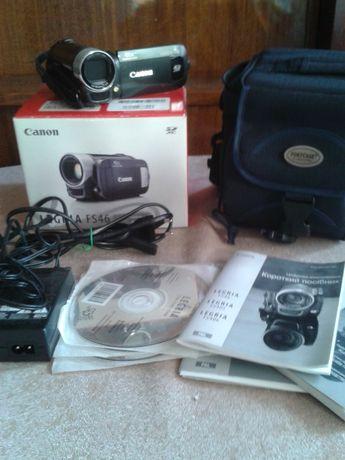 Видеокамера цифровая Canon Legria FS46 405 406 -новая