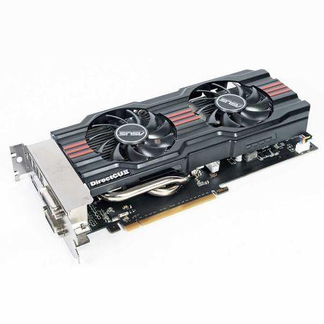 Видеокарта Asus GeForce GTX 660 2GB