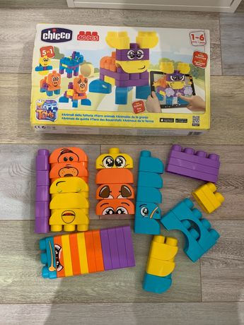 Chicco, LEGO, конструктор