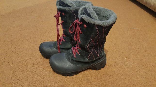 Columbia сапоги ботинки