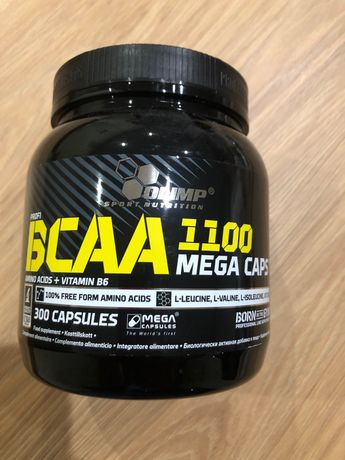 BCAA 1100 OLIMP 300 caps