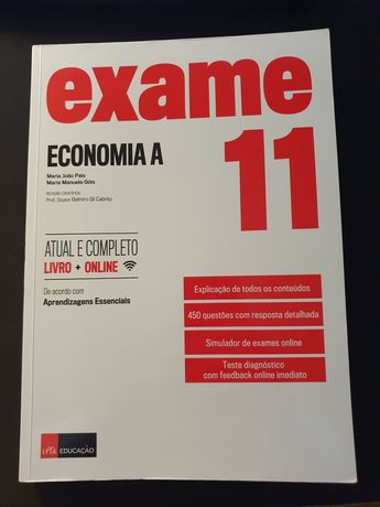 Livro de exames (Economia A)