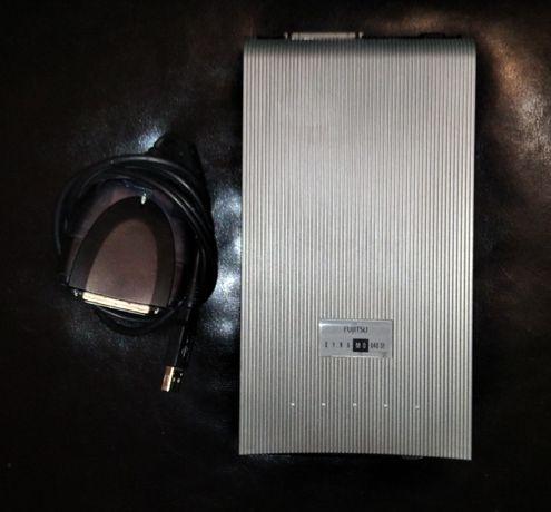 Внешний магнитооптический привод Fujitsu Dynamo 640 SF.