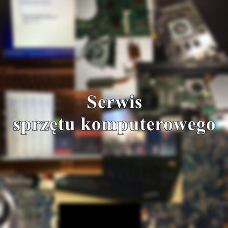 SERWIS Komputerowy, Naprawa komputerow, Składanie Komputerów