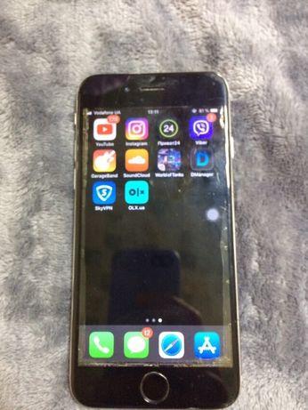 Iphone 6 16гб рабочий