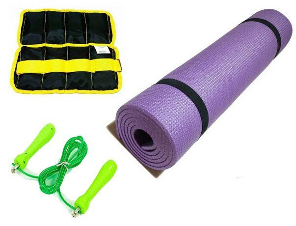 Набор для фитнеса 3в1