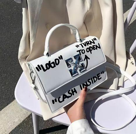 Дизайнерская сумочка Off White