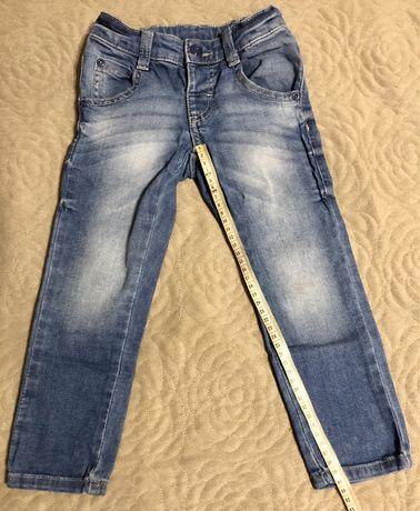 Джинсы HEMA - размер 98, джинсы ESPRIT - размер 104