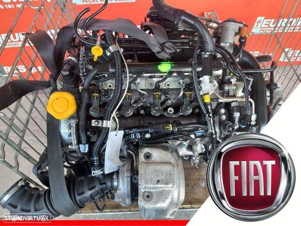 Motor FIAT PUNTO EVO 1.3 Multijet 95cv - Ref: 199B1000