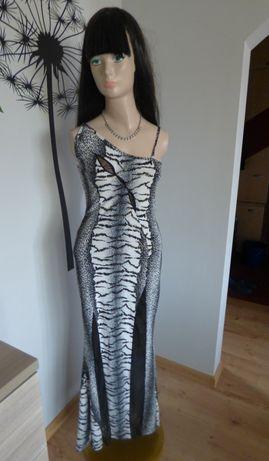 Elegancka sukienka roz. 38