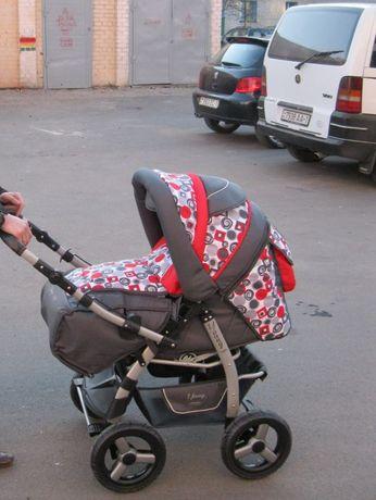 Продам колясочку после одного малыша