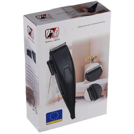 Машинка для стрижки волос Promotec PM354, 25W. Домашний парикмахер