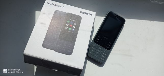 Nowy telefon Nokia 6300 4G