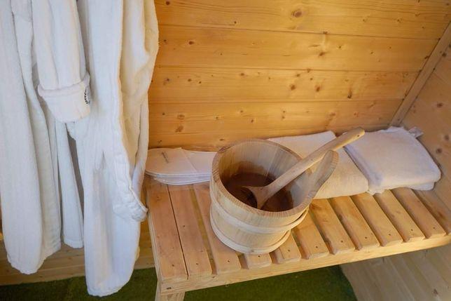 Wynajmę domek holenderski z basenem,sauną!Płatność Bonem turystycznym