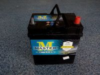 Akumulator MASTER VARTA 35Ah JAPAN P+ L+ Starachowice