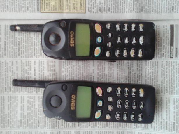 Продам радио-телеф. SENAO - 358 и 2 трубки
